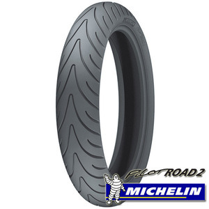 38-29053 | Michelin Pilot Road 2 110/80ZR18 M/C (58W) TL Eteen