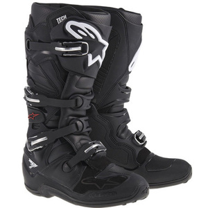 38-31541 | Alpinestars Tech 7 crossisaappaat musta 12