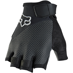 38-36201 | Fox Reflex Gel Short hanskat musta M(9)