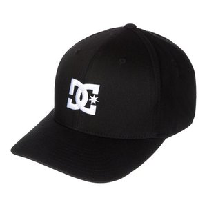 38-38578 | DC Shoes Cap Star 2 lippis musta L/XL