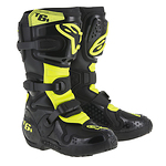 Alpinestars-Tech-6-S-Junior-crossisaappaat-mustahuomionkeltainen-3355
