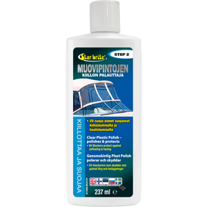 "38-7617 | Star brite Muovin kiillotusaine ""STEP 2"" 237 ml"