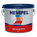 Hempel-Hard-Racing-White-25-L