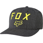 Fox-Number-2-Flexfit-lippis-musta