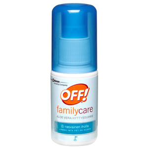 OFF Family Care  hyttyssuihke 50ml