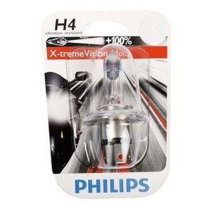 43-0978 | MP-Philips XV Moto H4 +100 % 12 V