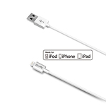 Celly-Apple-Lightning-USB--kaapeli-2M-MFI