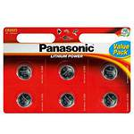Panasonic-CR2025x6-Nappiparisto