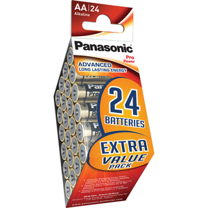 47-7021 | Panasonic Pro Power 24xAA/R6 paristo