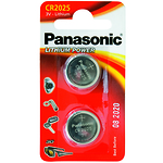 Panasonic-CR2025x2-Nappiparisto