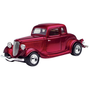 53-2005 | Ford Coupe  1934 pienoismalli 1:24