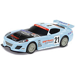 Scalextric-auto-GT-Lightning-Blue