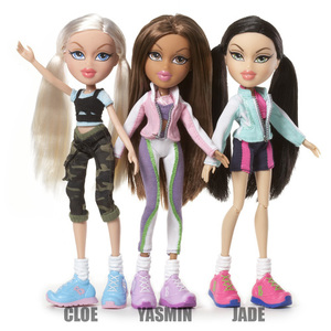 53-2319 | Bratz Fierce Fitness nukke