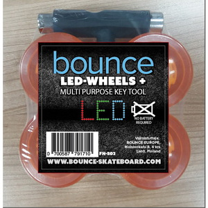 53-7581 | Bounce LED-rengassetti