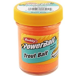 54-1136 | Berkley PowerBait syöttitahna Fluo Orange