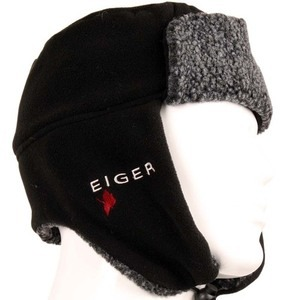54-2039 | Eiger Fleece Korean hat pilkkilakki S/M