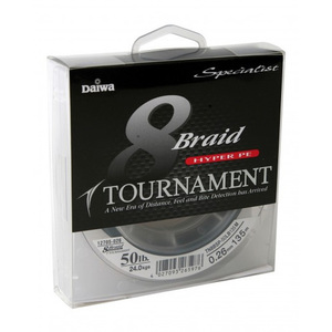 54-8590 | Daiwa Tournament 8Braid kuitusiima 0,30 135m