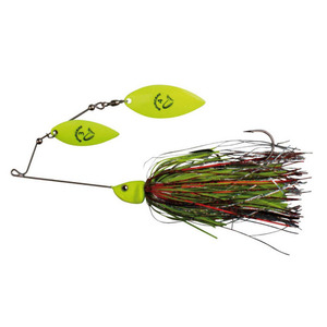 54-8849 | Savage Gear Da´Bush Spinnerbait 42g Yellow/Silver