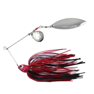 55-01381 | Northland Reed Runner spinnerbait 14g Red Shad