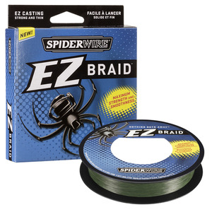 56-1254 | SpiderWire EZ Braid 0,30mm, 100m, 18,4kg kuitusiima