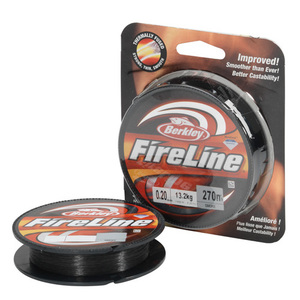 56-4148 | Berkley FireLine kuitusiima 0,12mm 6,8kg 110m Smoke