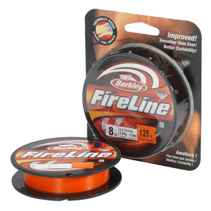 56-4163 | Berkley FireLine kuitusiima 0,10mm 5,9kg 110m Orange