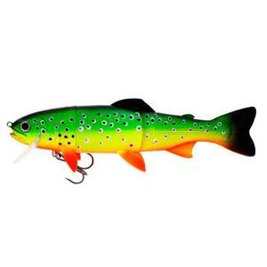 56-7290 | Westin Tommy the Trout 250mm 160g Low Floating Crazy Firetiger