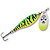 56-8104 | BlueFox Minnow Super Vibrax 01 5gFT
