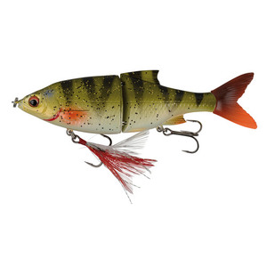 56-9155 | Savage Gear 3D Roach Shine Glider jerkki 13,5cm / 28g Perch