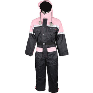 57-0585 | PolarMate Plus Lady haalari pinkkimusta BIG L