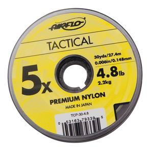 57-0869 | Airflo Tactical perukesiima 27.4m 0.33mm 9.1kg