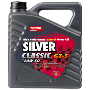 59-0133 | Teboil Silver Classic GT-S 20W-50