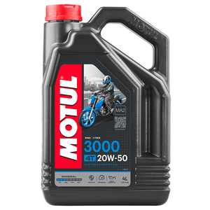 59-3003 | MP Motul 3000 20W-50 4T 4L