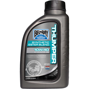59-3064 | Bel Ray Thumper racing synthetic Ester Blend 4T 10W-40 1 L