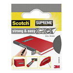 Scotch-SUPREME-Strong--Easy-Kangasteippi-harmaa-3-m-x-19-mm