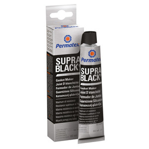 60-2349 | Permatex Supra Black tiivistesilikoni 80ml