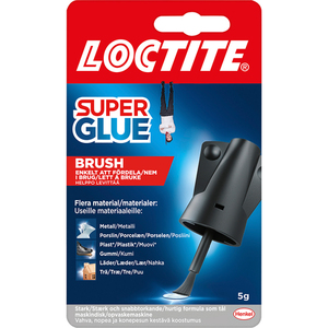 60-6119 | LOCTITE Super Glue Brush On siveltävä pikaliima