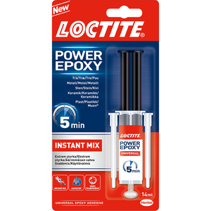 60-6141 | LOCTITE Power Epoxy Instant Mix epoksiliima 16g