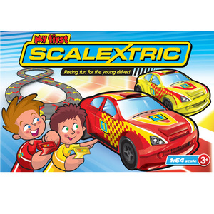 80-00309 | Scalextric My First autorata muuntajalla