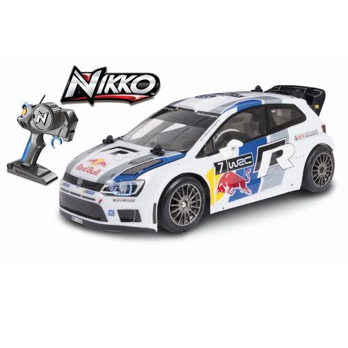 Nikko Vw Polo Wrc Rc Auto Motonet Oy