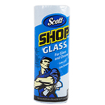 SCOTT-Glass-towel-ikkunapyyherulla