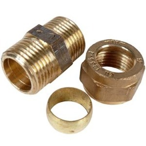 "88-8058 | Puserrusliitin 3/8"" UK x 12 mm"