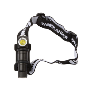 Woodlander LED -otsavalo 120 lm