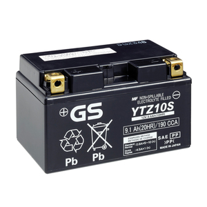 "90-0658 | GS MP-akku 12V 8,6Ah ""YTZ10S"""