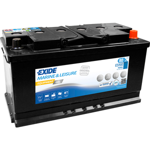 90-9412 | Exide Equipment GEL ES900 80Ah/540A akku P353xL175xK190