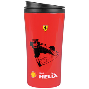 "99-9811 | Shell muki ""Ferrari travel mug"""