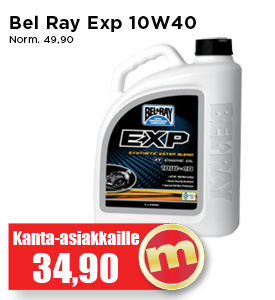Bel Ray Exp 10W40